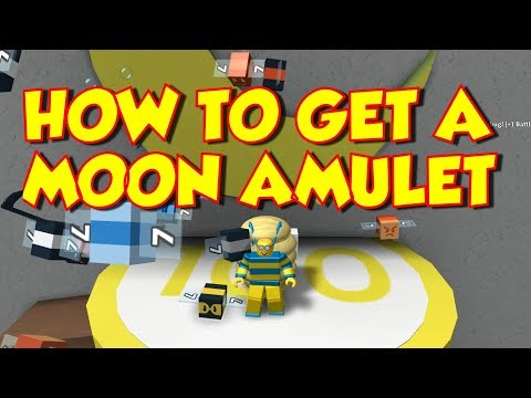 How To Get A Moon Amulet In Bee Swarm Simulator