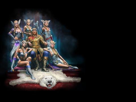 King's Bounty : Воин Севера - Лёд и Пламя [#1] Воин, Без потерь, Макс сложность
