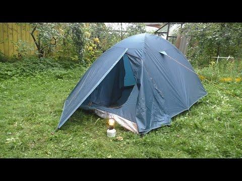 ОБЗОР Палатка TREK PLANET Oregon 2