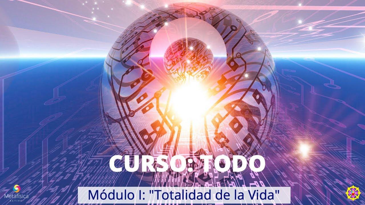 """ACTIVIDAD 1: """"TOTALIDAD DE LA VIDA"""" - CURSO: """"TODO""""."""