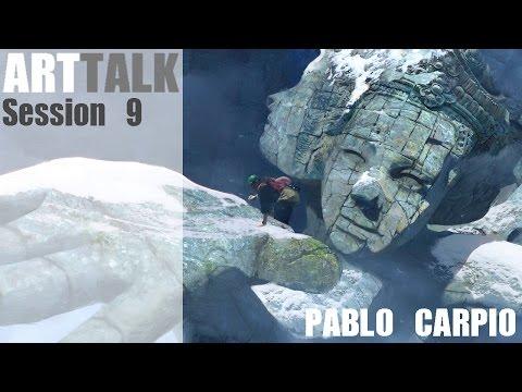 ArtTalk: Session 9 with Pablo Carpio