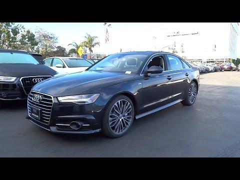 2016 Audi A6 San Francisco Bay Area Peninsula East Bay South