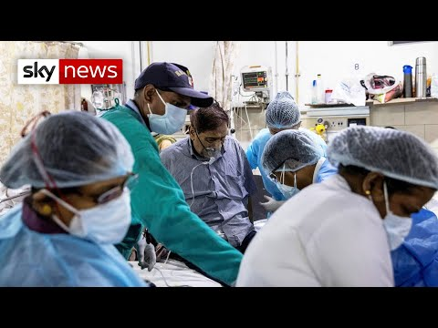 India's COVID crisis: Doctors say New Delhi is like a 'national disaster'