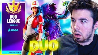 DUO ARENA! WILLYREX Y DESTRI! FORTNITE