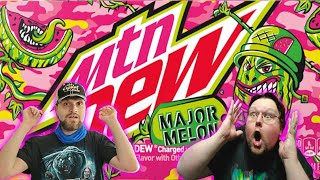 Jeremy Time: Mountain Dew Major Melon Review