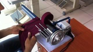 Maquina para cortar vies portatil ST2000 Stelean