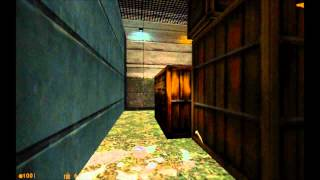 Half-Life - Star Wars style trash compactor escape
