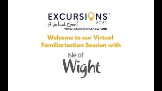 Isle of Wight Virtual Familiarisation Trip