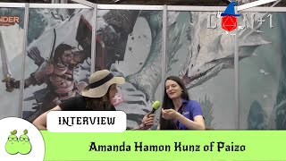 Paizo Starfinder Interview with Amanda Hamon Kunz