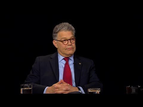"Sen. Al Franken: ""we're going to have millions of climate refugees"" (May 31, 2017) 