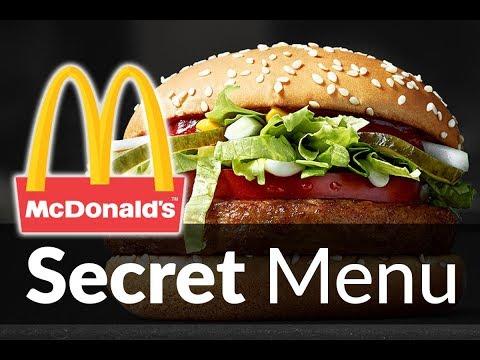 McDonald\u0027s Secret Menu Items Apr 2019 SecretMenus