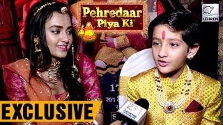 Tejaswi Wayangankar & Afaan Khan's Exclusive Interview | Pehredaar Piya Ki