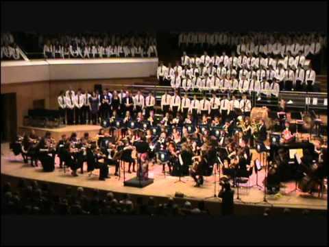 Methody Easter Concert 2011 - Senior Chorus - Viva La Vida