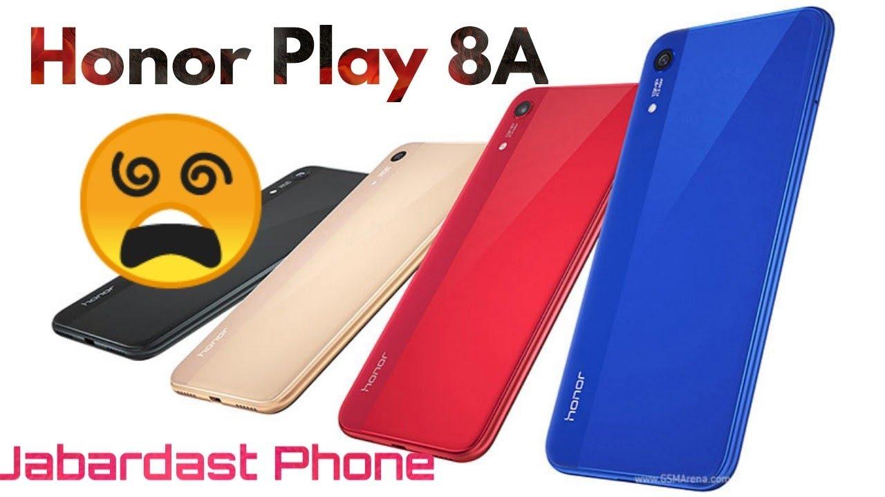 Honor Play 8A Specs|Gsmarena com|Atc|Tech