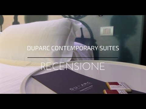 Dove dormire a Torino: Recensione Duparc Contemporary Suites Torino Hotel Residence SPA