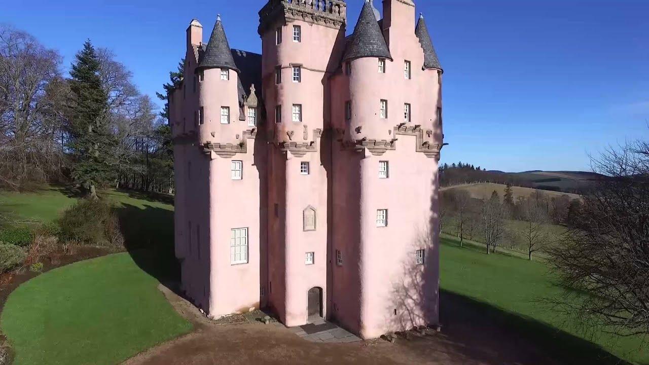 Craigievar Castle Nr Alford, Aberdeenshire