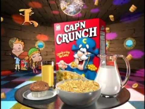 """Cap'n Crunch """"Babysitter"""""""