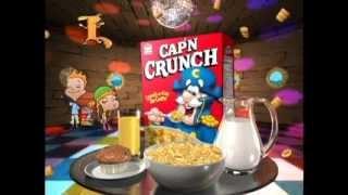 Cap N Crunch Babysitter