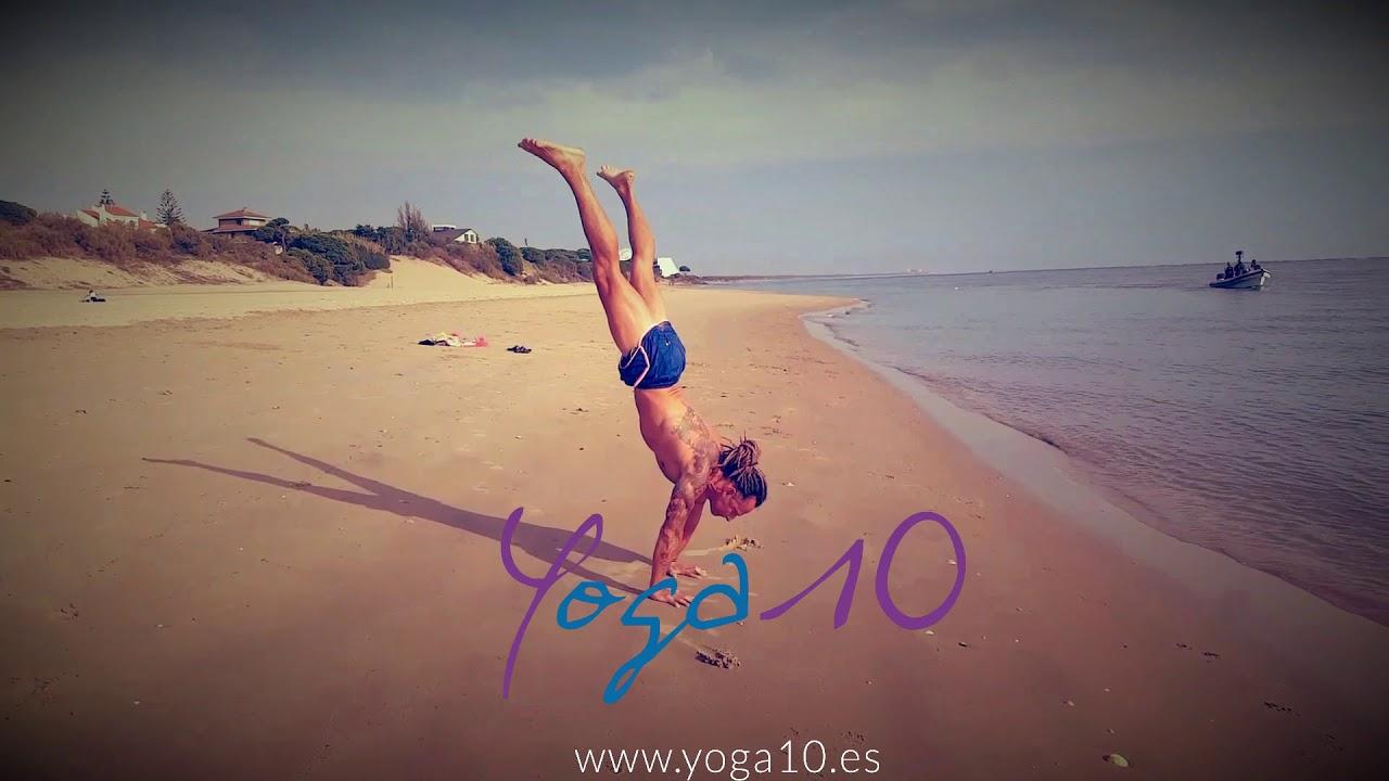 Power Yoga. Vinyasa Yoga. KaliYoga Transitions. - YouTube