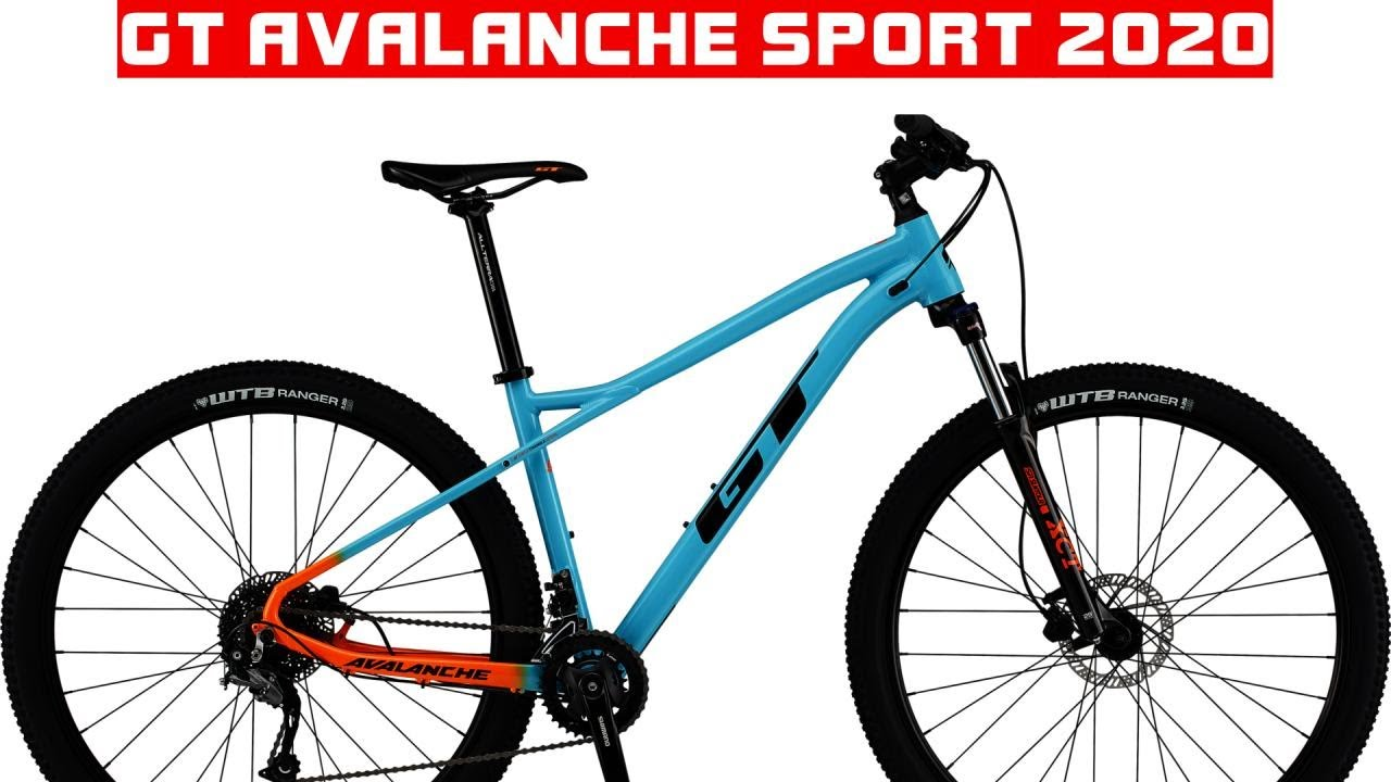 GT Avalanche Sport 2020: bike review