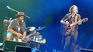 93 Million Miles - Jason Mraz + Toca Rivera - Live in Sydney 2011
