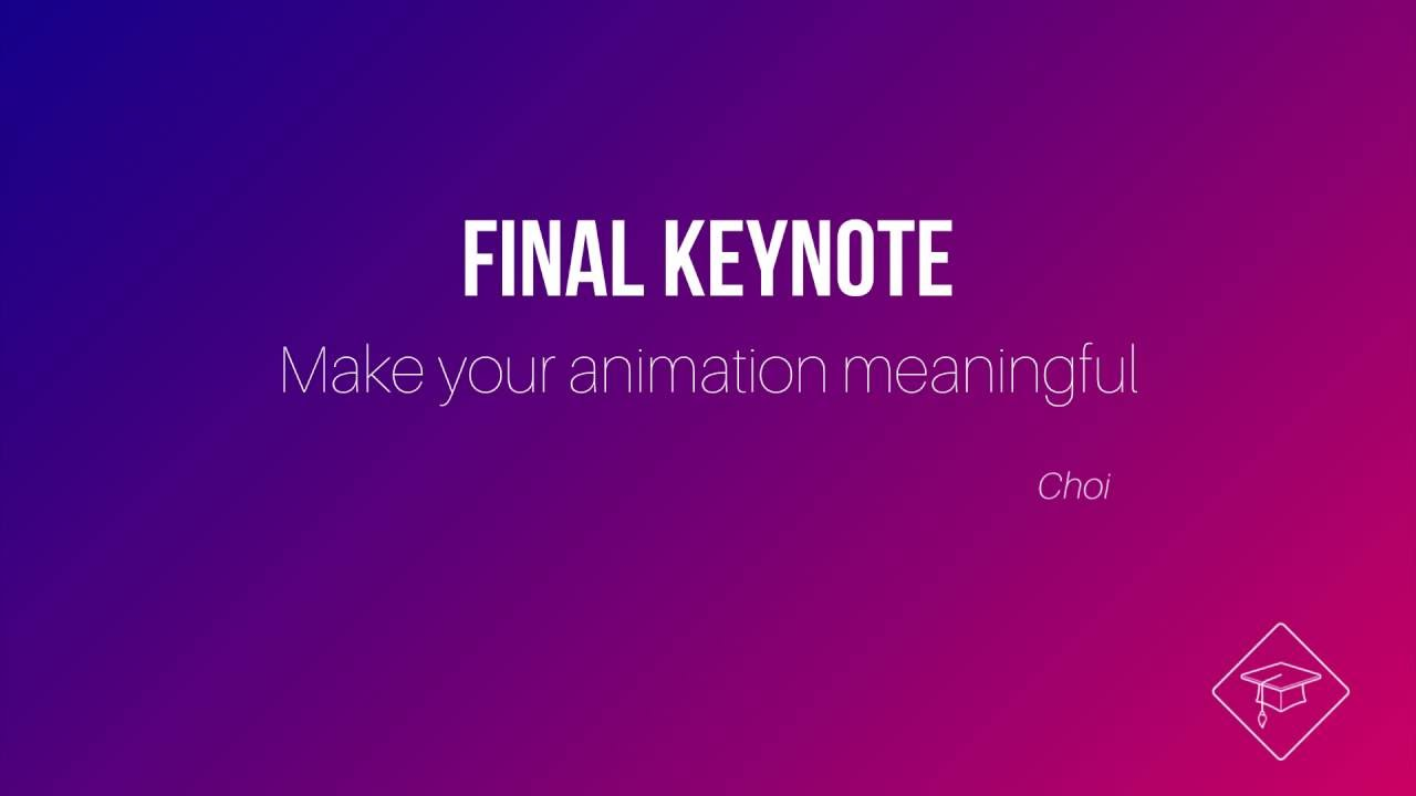 Keynote tutorial text outline make your animation meaningful keynote tutorial text outline make your animation meaningful youtube ccuart Image collections