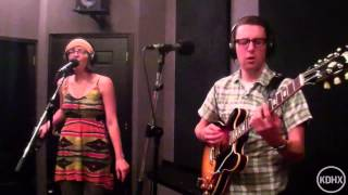 "Nick Waterhouse ""Say I Wanna Know"" Live at KDHX 09/28/12"