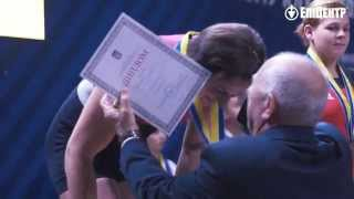 Чемпіонат України з важкої атлетики 2014 / Ukrainian Weightlifting Championship 2014