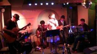 20120906。北仙台「PENNY LANE」でのai☆bandの演奏です。