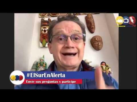Entrevista a Guillermo García Realpe, Senador
