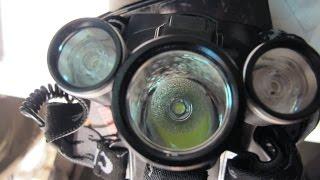 Светодиодные налобные фонари! От магазина