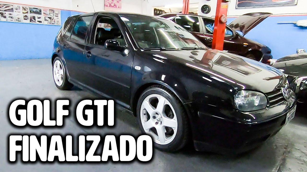 GOLF GTI MK4 2005 FICOU A-N-I-M-A-L! 🤘😎(Projeto Finalizado!)