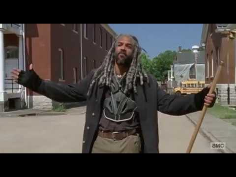 The Walking Dead 7x02 Choir Song - Don't Think Twice It's Alright