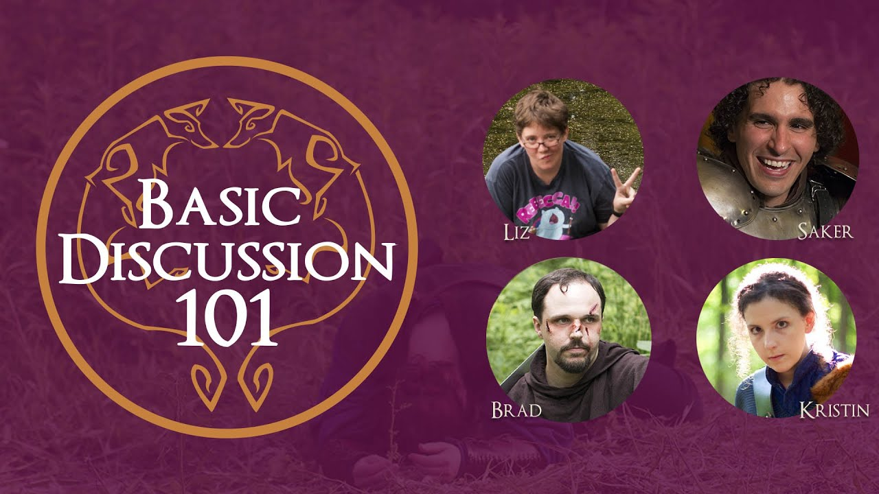 Download Basic Discussion 101   Episode 3
