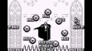 Castlevania II - Belmont's Revenge Final Boss.avi