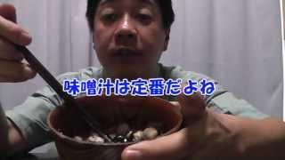 多摩川のシジミ採りに挑戦してみました