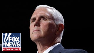 Mike Pence speaks at the Southern Baptist Convention