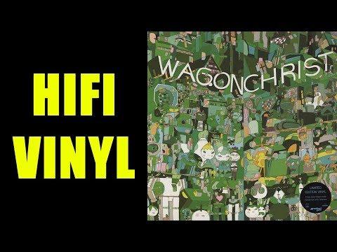 Wagon Christ - Toomorrow Vinyl LP