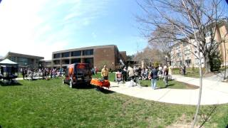 The Charlie Bates Solar Astronomy Project at Rockland Community College April 2011