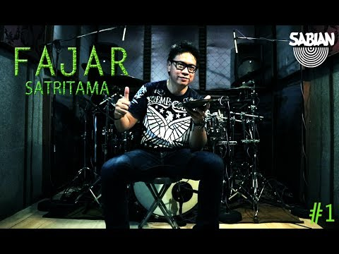 Fajar Satritama dan SABIAN Cymbals - Living Dead