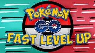 Pokemon Go Tips & Tricks - Fastest Leveling Method for High CP Pokemon - Level 25 now