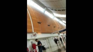 サンノゼ空港を歩いてみた walking at San Jose airport