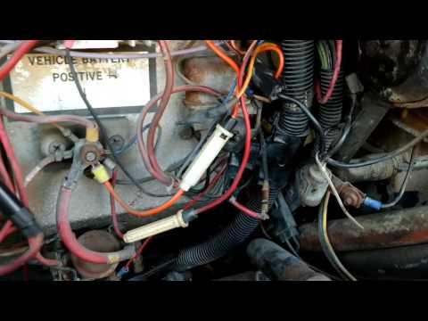 Oldsmobile 455 HEI Install