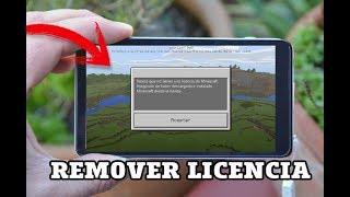Quitar Verificación de Licencia en cualquier APK Minecraft (NO ROOT)