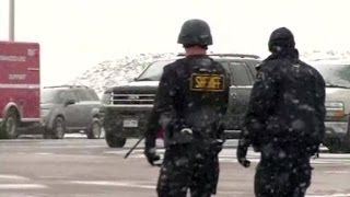 Police scanner captures chaotic scene of Colorado shooting