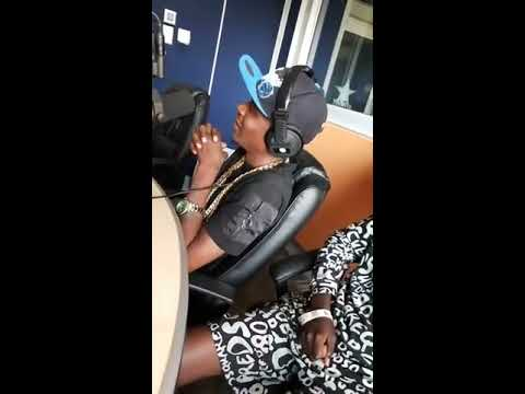 Soul Jah Love live interview on Star Fm
