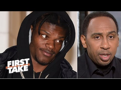 Lamar Jackson is the most important player in the AFC playoff picture – Stephen A. | First Take