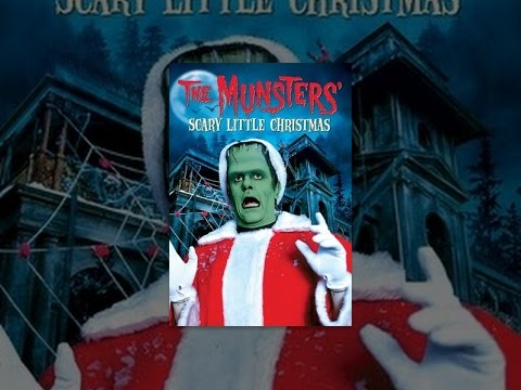 The Munsters' Scary Little Christmas - YouTube