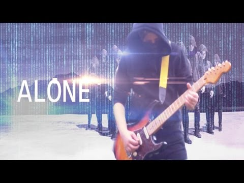 Alan Walker - ALONE [rock cover by NCFreex]