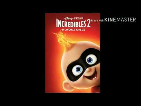 INCREDIBLES 2 HD WALLPAPER BY HINDI ME CARTOONS